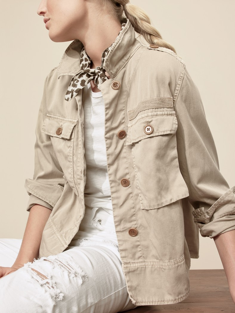 J. Crew Neutral Look