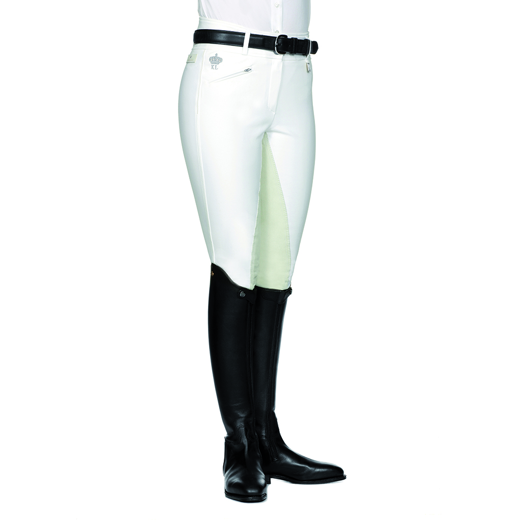 Kingsland Semba White Competition Breech