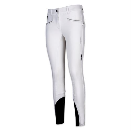Equiline Tiffany White Breech