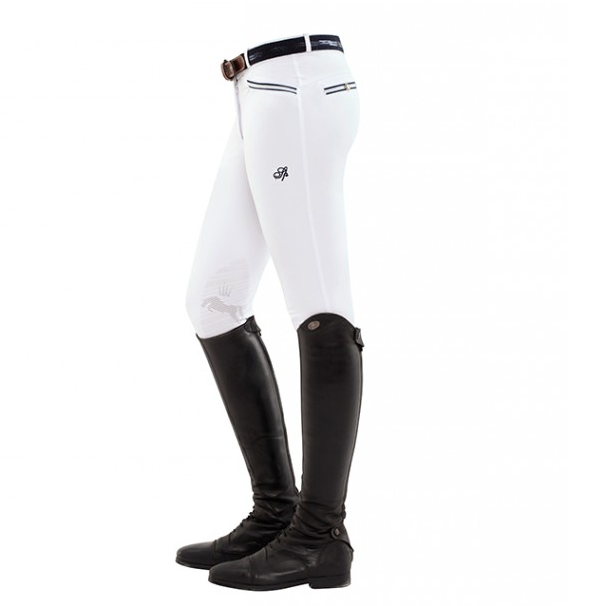 Spooks White Pandora Breeches Competiton