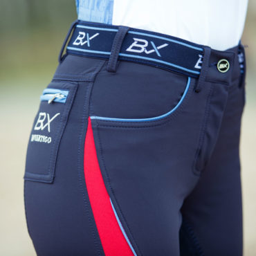 B Vertigo Xandra BVX Knee Patch Breech