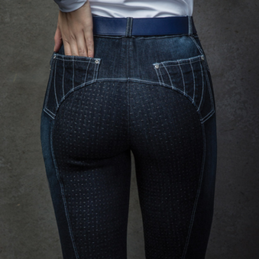 Equetech Denim Grip Breeches
