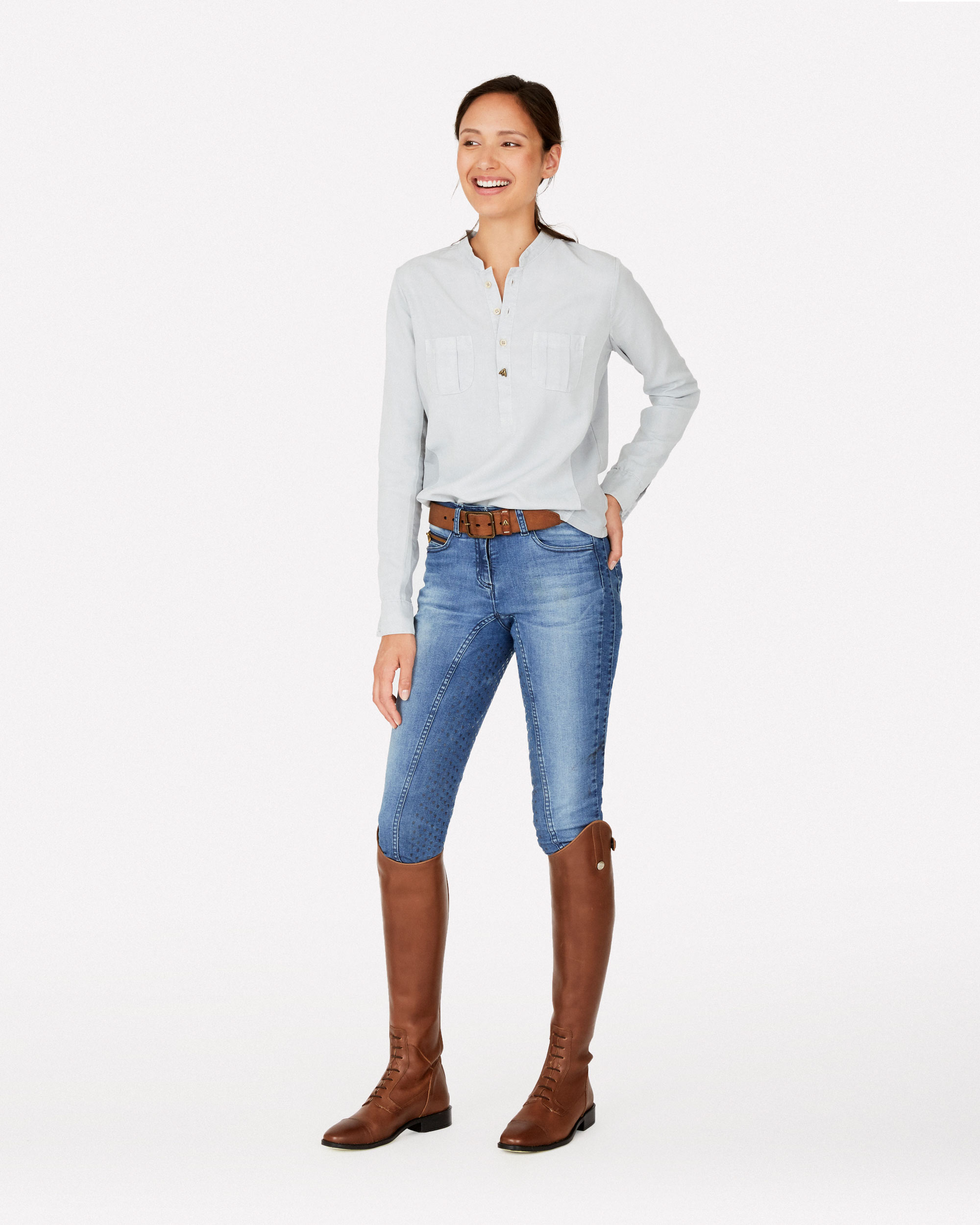 Kudamono Denim Breeches
