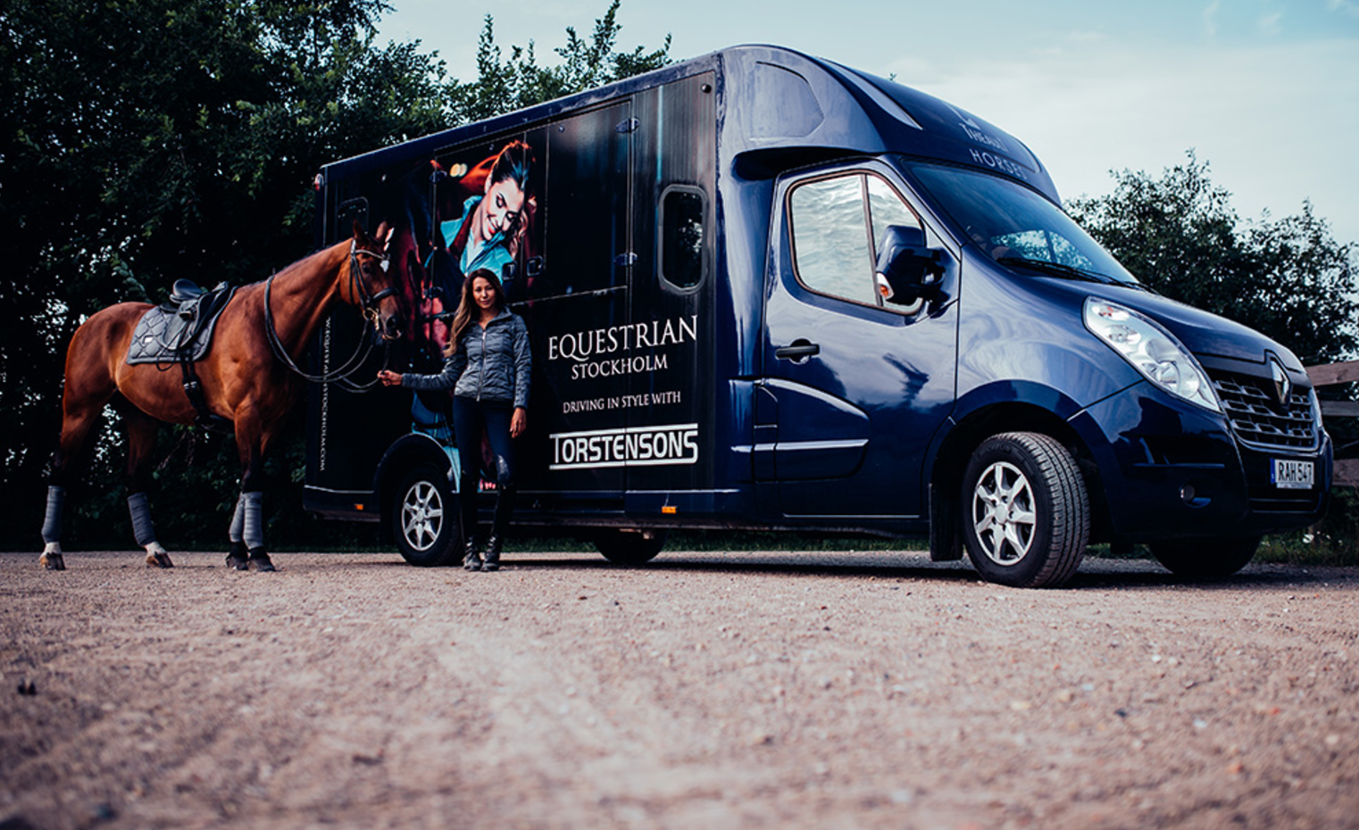 Equestrian Stockholm Fall Collection