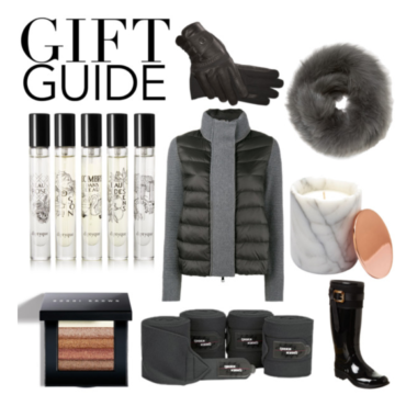 THE GIFT GUIDE: Glamorous Greys