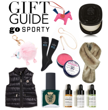 THE GIFT GUIFE: The Sporty Equestrian