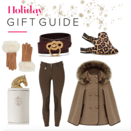 equestrian holiday gift guide
