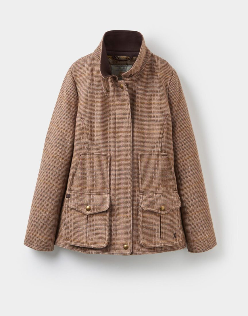 Joules Tweed Fieldcoat