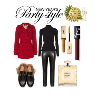 HOLIDAY STYLE: New Years Party Style