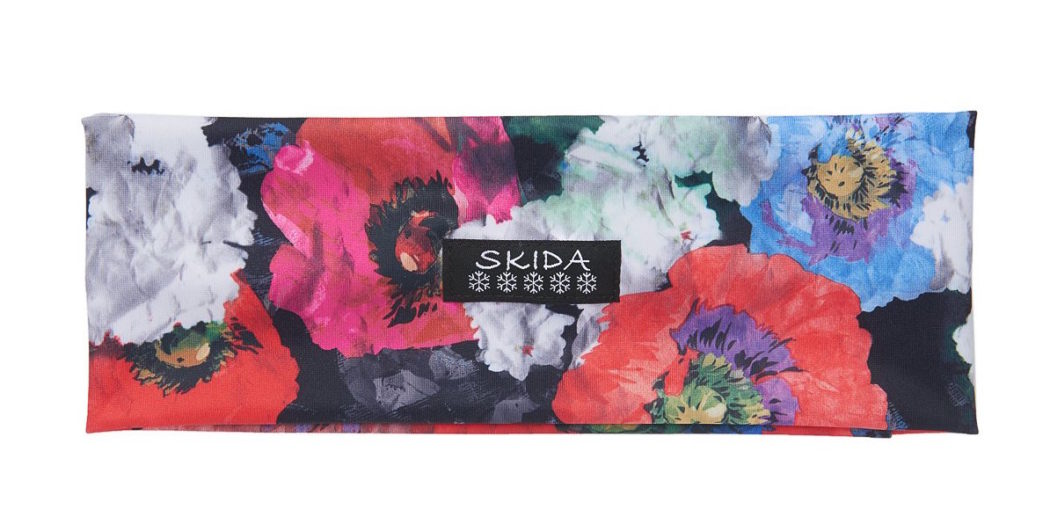 Skida headwear and accessories