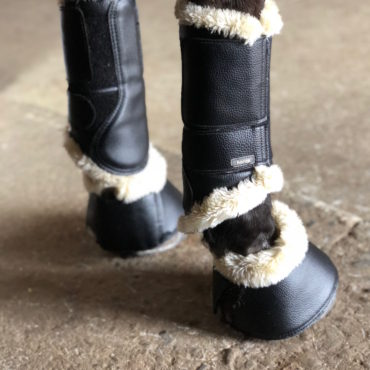 FOR HORSE: Favorite Brushing Boots