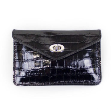 ASMAR CROCODILE BELT PURSE