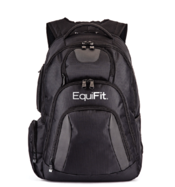 STABLE STYLE: Equifit Backpack